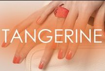 TANGERINE / by WINK by Nathalie Colin