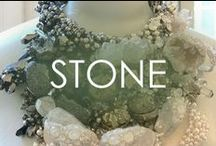 STONE / by WINK by Nathalie Colin