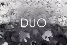 DUO / by WINK by Nathalie Colin