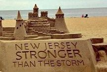 The Jersey Shore / The best beaches in the USA! (Not a board about the MTV show) / by New Jersey Isn't Boring!