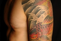 Tattoos / by Greg McKay