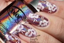 Nail Art / Design Ideas / by Heather Duran