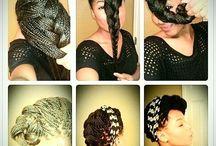 Hair Everywhere / Ideas and inspiration / by Kristi Rash