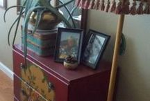 Diner Décor / ~ surround self with everything you love ~  / by Diana Kamps