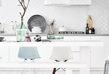 Kitchens / Interior Kitchen inspiration / by Barefoot Interior Styling