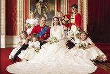 Royal family UK / by Lujza Kor