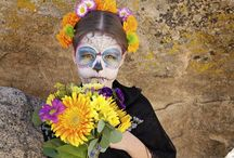 Halloween and Dia De Los Muertos / by Kristen (Caution! Twins at Play)