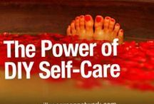 DIY Natural Remedies & Personal Care Products / by Kathy Hibbard