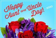 Noteworthy Holidays / From Memorial Day to Grandparents' Day, the holidays that are near and dear to our hearts / by From You Flowers