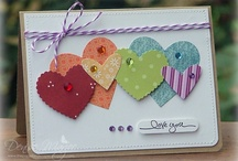 Cards / Homemade cards / by Karie Poppe