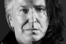 Alan Rickman 4 Ever / by Potterhead + Oncer