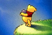 Winnie The Pooh 4 Ever / by Potterhead + Oncer