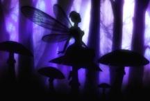 Fairies/fantasy / by Wendy Kreil