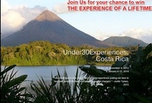 Under30Experiences Giveaways / JOIN Under30Experiences to WIN A FREE TRIP! We are giving away a 4 nights 5 days trip to Costa Rica to one lucky Under30Experiences member.   The winner will be picked on June 12th, 2013.  / by Under30CEO
