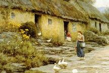 Art ~ Helen Allingham / by Bea Lynn