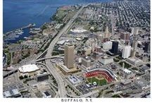 Buffalo, NY- Then and Now / Home Sweet Home / by Wendy Kreil