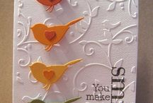 CARDS / by Marian Weishaupt