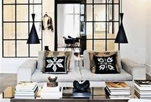 Inspirational Interiors / Interiors / by Preeti Sharma