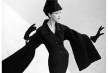 vintage style in black & white / by Tara Ricker