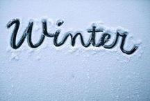 Winter / Winter wonderland.  / by Laurie Ellen