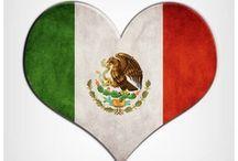 Yo ♥ México / ¡Vive México! / by iBazar