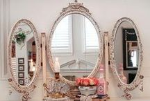 ♥ Mirror, Mirror on the Wall....♥ / by Cathy... and it continues