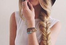 Hair ideas / by Ashley Rodriguez
