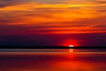 Sunrise & Sunsets / Mother Natures most Colorful time of the day. / by Dianes Oils