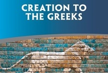MFW-CtG / Ideas & resources for learning about Creation to the Greeks with My Father's World - 2013-2014 / by Karen Hewett