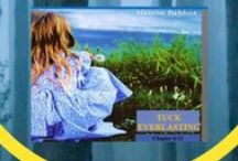 Tuck Everlasting (6-12) / Vocabulary cards and activities to go with chapters 6-12 for Tuck Everlasting / by Amy Hawkins