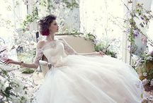 HayleyPaige & Blush by HP / by Blush Bridal Couture
