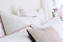 Coming Soon: Bedlinen / Beautiful bedlinen coming soon to the Sophie Conran Shop. Be the first to hear about it here: ow.ly/C7mwI   www.sophieconran.com / by Sophie Conran