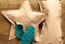 New Years presents and crafts / by Aleksandra Ryazanova