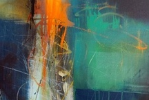 arte abstrac / by Santiago Picullo