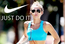 You Go Girl ! / Practise makes you perfect / by Rasha Bel