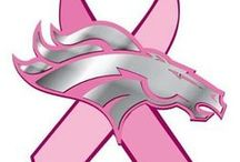 Broncos Support for Breast Cancer Awareness / by OFFICIAL Denver Broncos