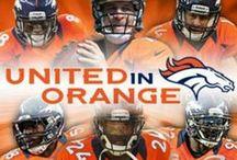 #UnitedInOrange / by OFFICIAL Denver Broncos