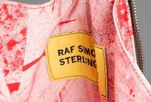 RAF SIMONS/STERLING RUBY / by A N T O N I O L I . E U