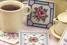 Free Plastic Canvas Coaster Patterns / by Craft Downloads