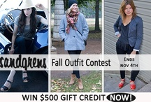 $500 Fall Outfit Contest.... / You can win $500 gift credit at Sandgrens website! Yes, you heard us – $500 dedicated to euphoric Swedish clog shopping. Sounds pretty amazing, right? 