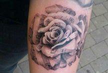 Tattoos / by Samantha Martin