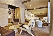 Lodging/hébergements - Val Thorens / by Val Thorens