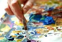 Paintings / by nicollette mccrea