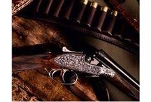 Gun & Rifle Makers A/W'10 / William & Son Gun & Rifle Makers Autumn/Winter 2010 Campaign  / by William & Son