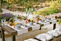 Tables / by Sylvie