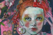 Artwork Inspirations: Romantic, Story or Nature Inspired / Artwork Inspirations: Romantic, Story or Nature Inspired / by Jacinda Buchanan