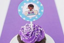 Doc McStuffins / If your little ones have a case of boredom, Doc and her animal friends have the cure! Click through for creative crafts and recipes kids will love. / by Spoonful