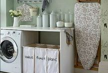 Laundry Room Ideas / Style ideas to keep the laundry room colorful.  / by Shorewest REALTORS®