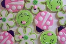 Decorated Sugar Cookies / by Mary Grain