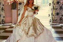 Weddings of Celebrities  / by Mary Grain
